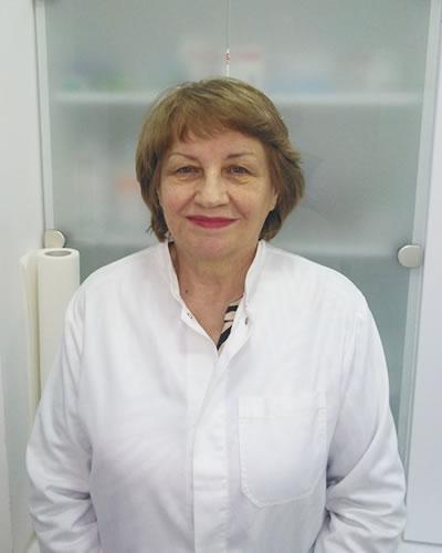 Prof dr Radmila Petrovic
